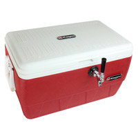 Kegco KJB-100-RED-M Jockey Box