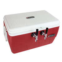 Kegco KJB-200-RED-M Jockey Box