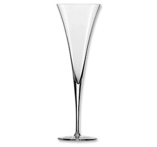 Enoteca Toasting Flute Champagne Wine Glass - Set of 6