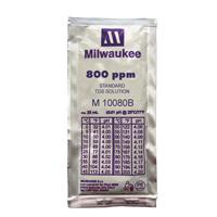 Milwaukee M10080B 800 ppm TDS Calibration Solution - 20 mL