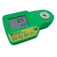 Milwaukee MA884 Digital Refractometer for Wine & Grape Product Measurements