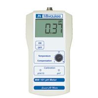 Milwaukee MW101 pH Meter (0.1 pH Resolution)