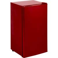 3.2 Cu. Ft. Freestanding All Refrigerator - Red
