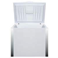 7.0 Cu. Ft. Commercial Chest Freezer - White