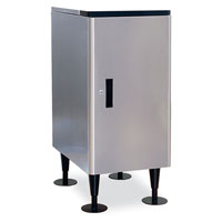 Icemaker/Dispenser Stand with Lockable Door