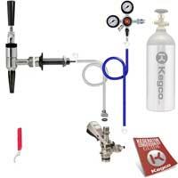 Standard Guinness® Dispensing Kegerator Keg Tap Conversion Kit