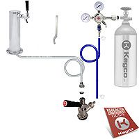 Standard Tower Kegerator Conversion Kit