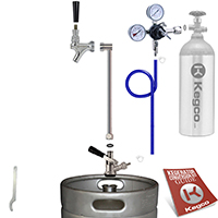 Ultimate Keg Party Pump Kit Beer Dispenser