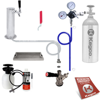 Ultimate Tower Kegerator Conversion Kit