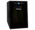 Vinotemp VT-8TEDTS-ID 8-Bottle Thermoelectric Wine Cooler