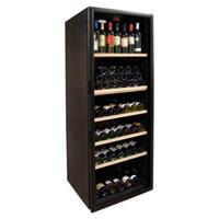 VinoCellier Series Glass Door 267 Bottle Wine Cabinet Cellar
