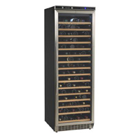 Avanti WCR683DZD 155-Bottle Dual Zone Wine Cooler