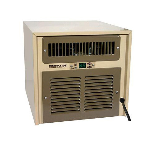 Open Box - Breezaire WKL 2200 Wine Cooling Unit - 265 Cu. Ft. Wine Cellar