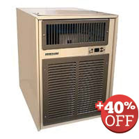 Refurbished - Breezaire WKL 6000 Wine Cooling Unit - 1500 Cu. Ft. Wine Cellar