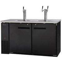 Kegco Commercial-Grade Keg Refrigerator