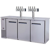 XCK-2472S Beer Refrigerators