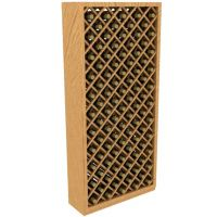 Individual Diamond Wine Bin