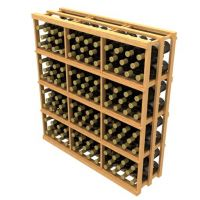 Stackable Rectangular Wine Bin