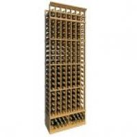 8' Seven Column Standard Wine Rack