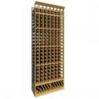 8' Eight Column Standard Wine Rack