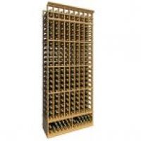 8' Nine Column Standard Wine Rack