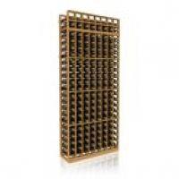 7' Eight Column Standard Wine Rack