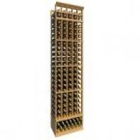 8' Five Column Standard Wine Rack
