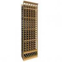 8' Six Column Standard Wine Rack