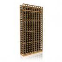 7' Nine Column Standard Wine Rack