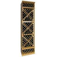 8' Lattice X-Cube Wine Rack
