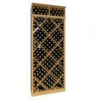 7' Diamond Wine Storage Bin