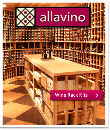 Featured Wine Rack Brand - Allavino