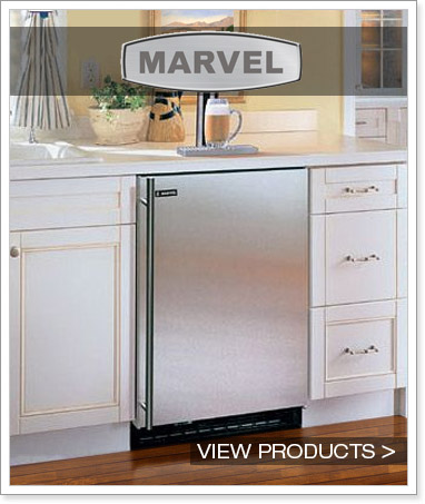 Featured Kegerator Brand - Marvel Kegerators