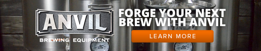 Anvil Brewing Equipment Rotation - Forge your next brew with Anvil