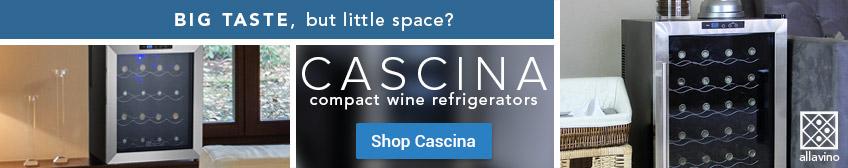 Allavino Cascina Series Compact wine refrigerators