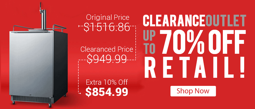 Clearance Sale - Up to 70% Off Retail!