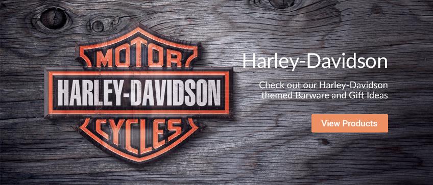 Harley-Davidson at BeverageFactory.com