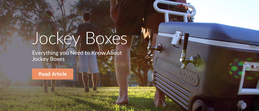 Everything you Need to Know About Jockey Boxes