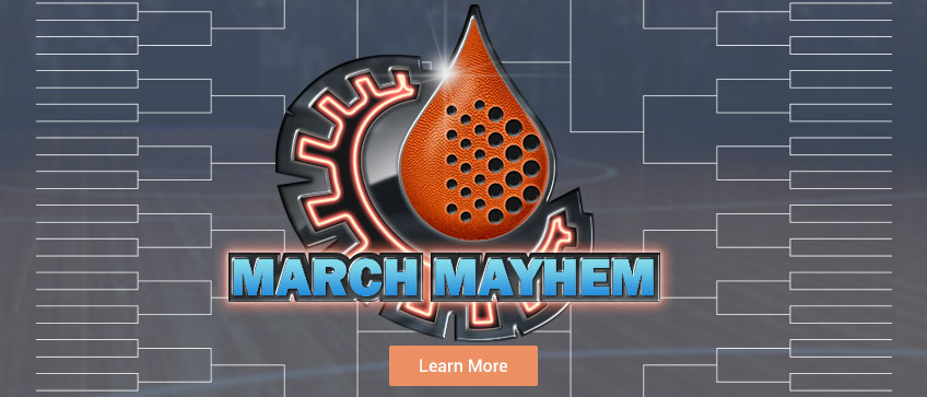 March Mayhem Rotation Banner