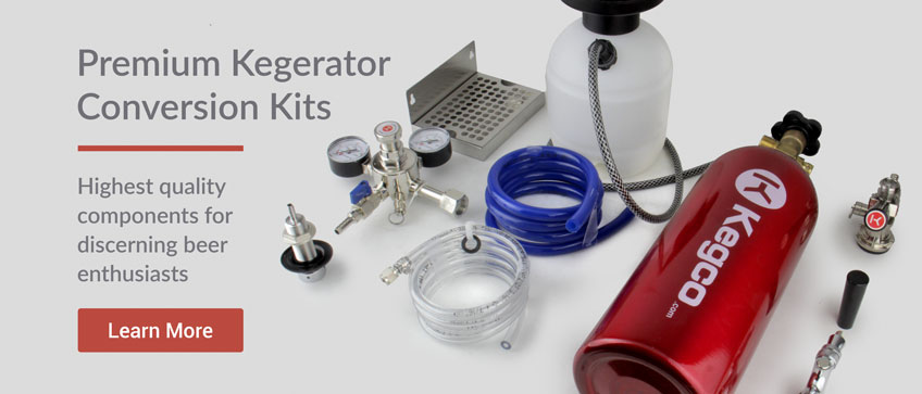 Premium Kegerator Conversion Kits Rotation
