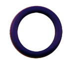 Kegco OR-296 Blue O-Ring for Ball Lock Tank Plug