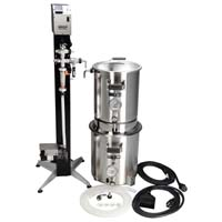 5 Gallon G2 BrewEasy Electric 120V Turnkey Full Kit