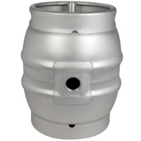 Brand New 10.8 Gallon Firkin Cask Beer Kegs