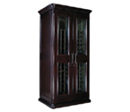 Le Cache European Country Euro 2400 286-Bottle Wine Cellar - Chocolate Cherry Finish