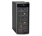 Avanti EWC1201 - 12 Bottle Thermoelectric Wine Cooler Refrigerator