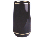 Freddo Thermal Wine Cooler - Black w/ Gold Trim