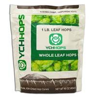 Cascade US Leaf Hops - 1 lb Bag