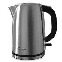 H20 Steel 7-cup Stainless Steel Electric Water Kettle