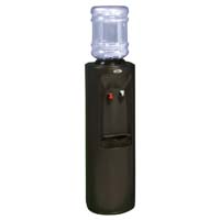Water Cooler BPD1SK Cook 'N Cold Round - Black w/SS Reservoir