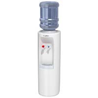Water Cooler BPD1SK Cook 'N Cold Round - White w/SS Reservoir